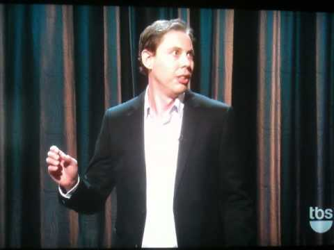 Ryan Hamilton on Conan - YouTube