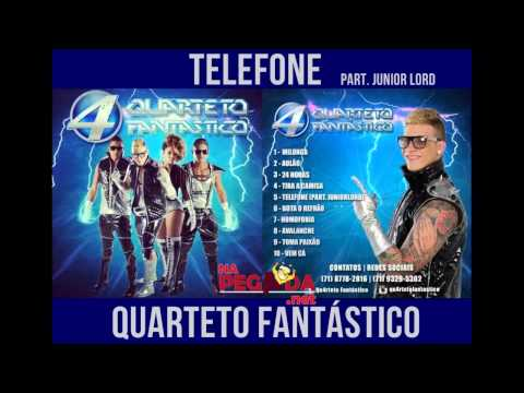 Baixar TELEFONE PART. JUNIOR LORD - QUARTETO FANTÁSTICO [DUDU MARTINS] CD 2014