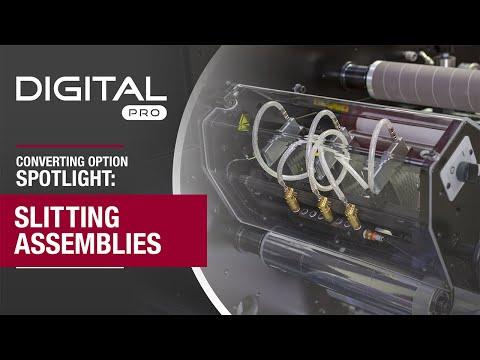 Mark Andy Digital Pro - Slitting Options