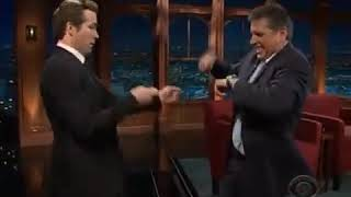 /craig ferguson and ryan reynolds on late late night show