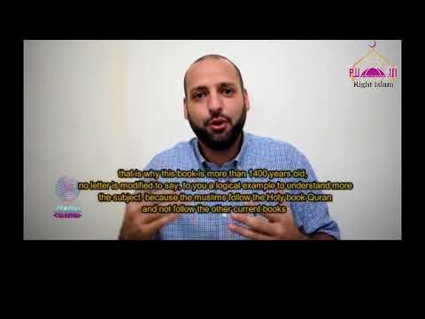 todos los musulmanes crren en todos los libros sagrados