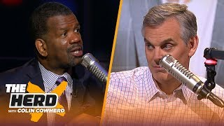 Rob Parker: Zion doesn't need NCAA title, says Paul George 'wrecked' Lakers & talks KD | THE HERD