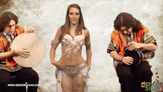 GENCER SAVAS - GENCER SAVAS - DARBUKA SOLO WITH BELLY DANCER