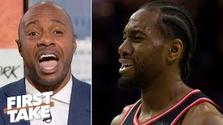 Kawhi to the Lakers would be the weakest move in free agency! - Jay Williams | First Take