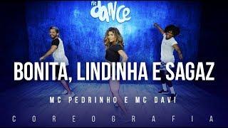 Bonita, Lindinha e Sagaz - MC Pedrinho e MC Davi | FitDance TV (Coreografia) Dance Video