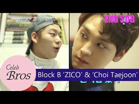 "ZICO (Block B)& Choi Taejoon, Celeb Bros S2 EP4 ""Very Very Good"""