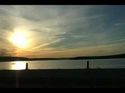 Sunset in Riverport, Nova Scotia