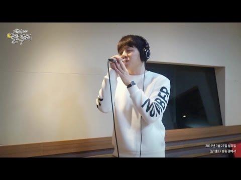 [Moonlight paradise] DK(디셈버) - Timeless [박정아의 달빛낙원] 20160321