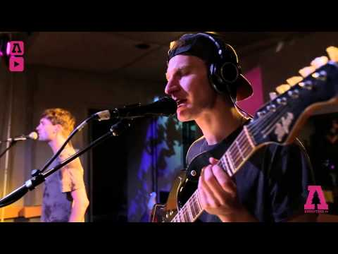Glass Animals - Pools - Audiotree Live
