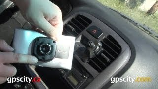Garmin nuvi Air Vent Mount: Overview