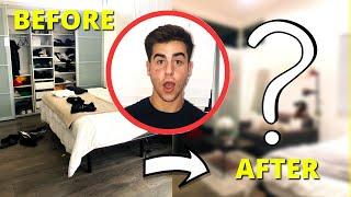 Epic Room Makeover Surprise For Boyfriend!