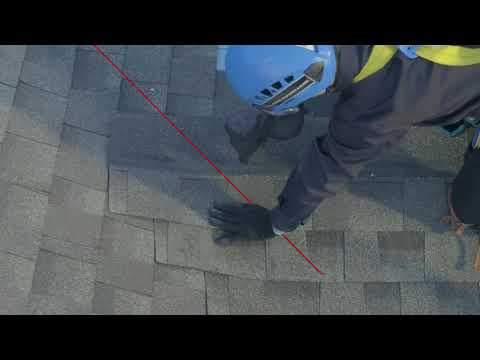 GAF Pro Series Timberline® Shingles Closed-Cut Valley