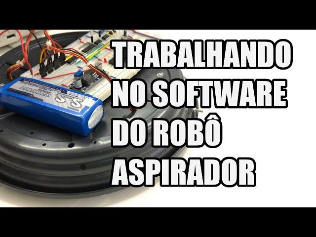TRABALHANDO NO SOFTWARE DO ROBÔ | Usina Robots US-3 #024
