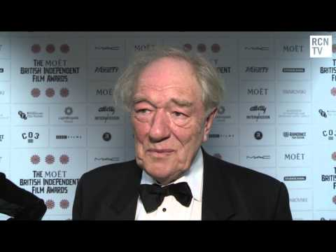 Sir Michael Gambon Interview British Independent Film Awards 2012