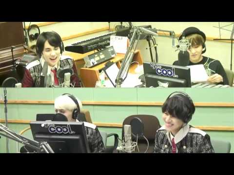 [ENG/HD] 131031 Taemin Calls Kai for Friendship Speed Quiz @ Sukira