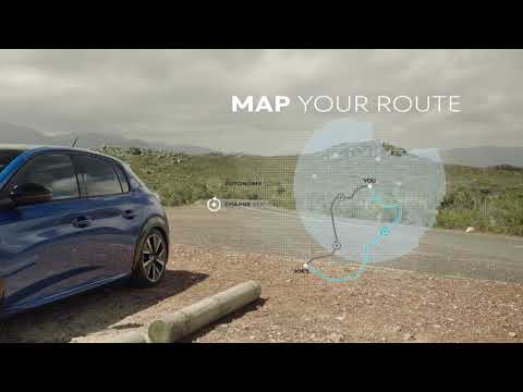 MOVE TO ELECTRIC by PEUGEOT - Map your route