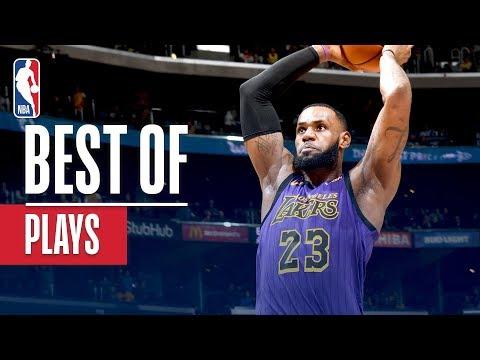 NBA's Best Plays | 2018-2019 Season | Part 1