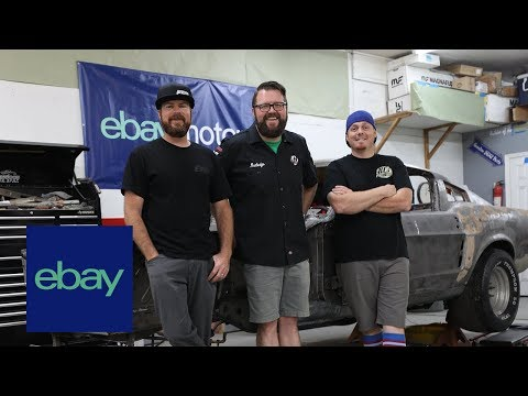 This summer, eBay Motors (www.ebay.com/Motors) and TV host and racing analyst Rutledge Wood, will travel the country to overhaul a 1967 Ford Mustang Fastback with fellow automotive artist K.C. Mathieu and gearhead Mike Finnegan, as seen on YouTube in Roadkill and Finnegan's Garage. eBay Motors will supply the Fastback and all the parts needed for this journey, handpicked from its wide selection of parts & accessories (P&A).