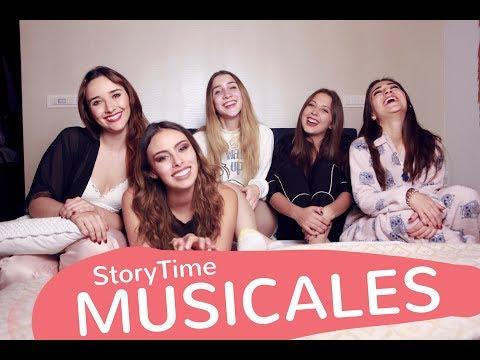 VentiPijamada/StoryTime Musicales