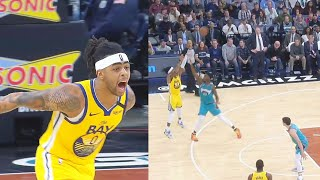 D'Angelo Russell Unreal Stephortless Shots Tryna Make Warriors Great Again! Warriors vs Grizzlies