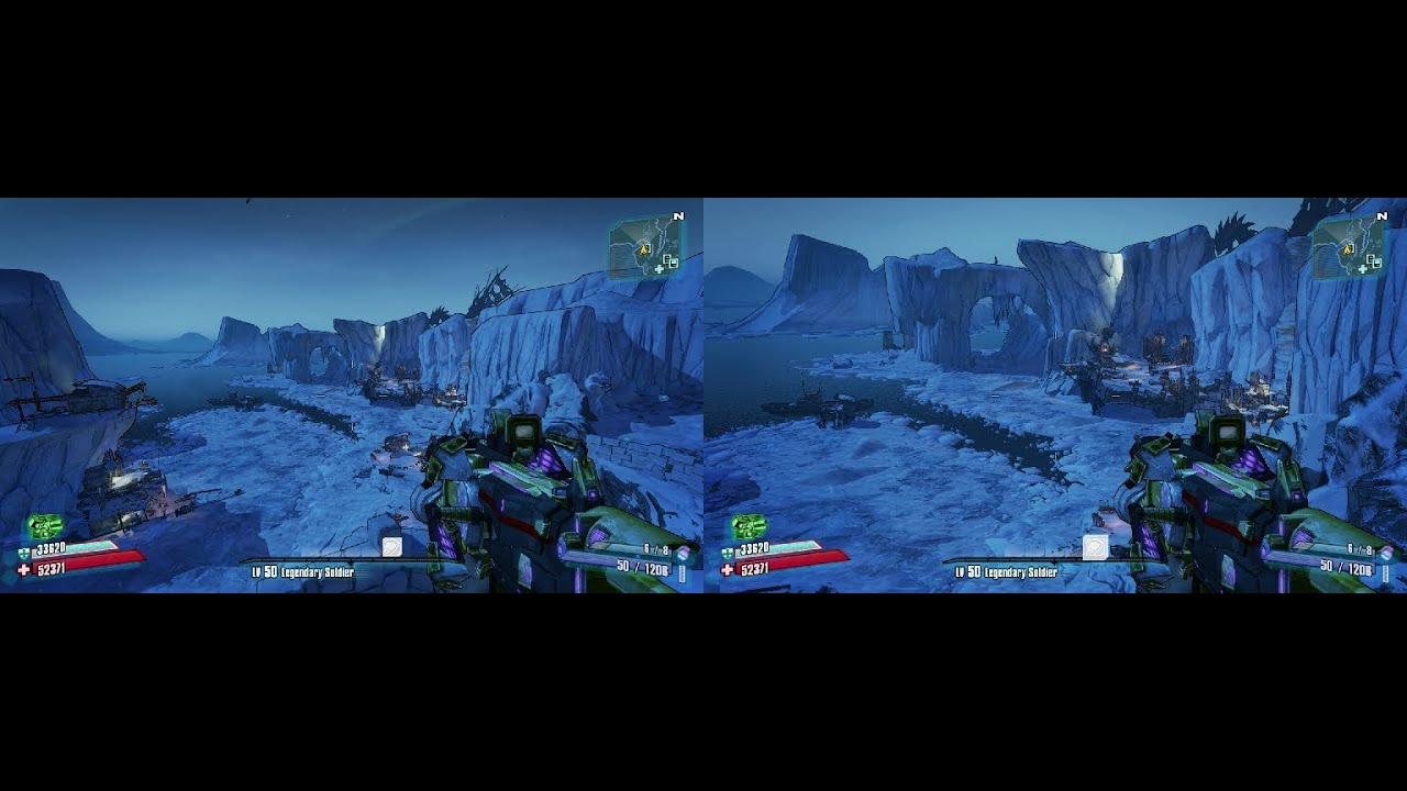 field of view comparison pc gaming vs consoles youtube. Black Bedroom Furniture Sets. Home Design Ideas