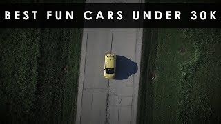 Best New Fun Cars for Under $30,000