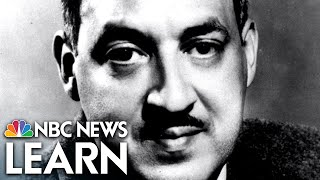 Thurgood Marshall and Brown v. Board of Education