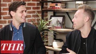 Meet Oscar Nominees Benji Pasek & Justin Paul of 'The Greatest Showman' | THR