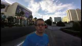 Posudio od sina kameru da snima odmor u Las Vegasu i postao hit
