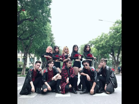[KPOP IN PUBLIC CHALLENGE - Oneshot] Now - Trouble Maker dance cover by The Heat from Vietnam