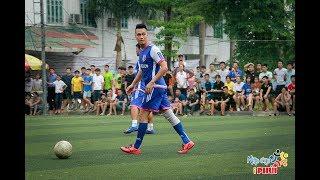 Phan Hải [Người phán xử] đá bóng chất như nước cất   Nhịp Đập iPhủi 2017