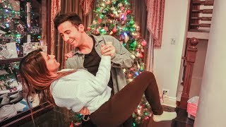 Putting Up The Christmas Tree!! *Romantic*
