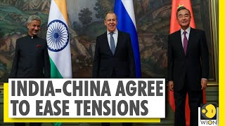 India, China reach 5-point consensus to ease border tensio..