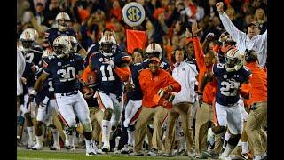 #Auburn's Final Play in Iron Bowl: Chris Davis Return for TD