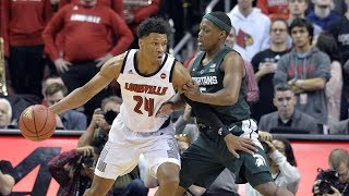 Louisville vs Michigan State 2018-11-27 (Full Game) ᴴᴰ