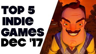 Top 5 Best Looking Indie Games of December 2017