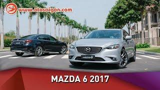 Otosaigon - Đánh giá Mazda 6 2017: Xuất sắc trong tầm giá