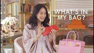 WHAT'S IN MY BAG | Heart Evangelista