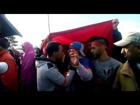 مناوشات بين عائلات ضحايا اكديم إزيك وصحراويين أمام محكمة سلا