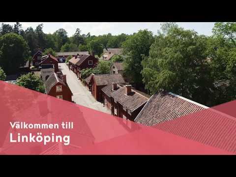 Välkommen till Linköping