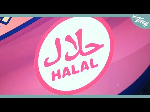 Halal Food In Korea: Dubai