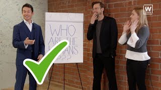 'Westworld' Explained (Season 1) w/ Jimmi Simpson and Simon Quarterman