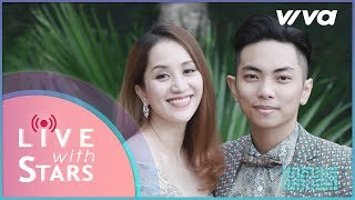 Sự thật về đám cưới bí mật của Khánh Thi Phan Hiển | Live With Stars #2