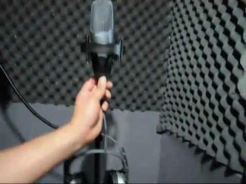 Como grabar en home studio (estudio casero)