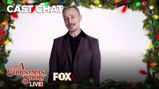 Ben Daniels' Favorite Christmas Story | A CHRISTMAS STORY LIVE