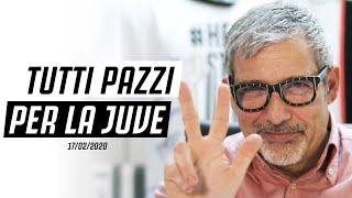 TUTTI PAZZI PER LA JUVE | 17/02/2020 | Juventus-Brescia Reactions