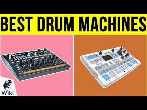 10 best drum machines 2019 dr kotb. Black Bedroom Furniture Sets. Home Design Ideas