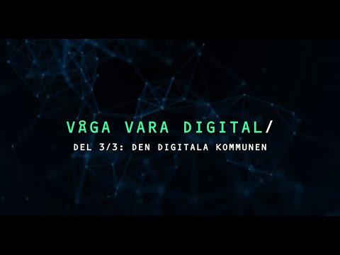 Våga vara digital - webbsändning Del 3