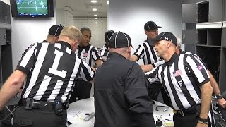 Big 12 Football Officiating All-Access