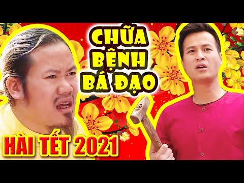 Hài Tết 2021 | CHỮA BỆNH BÁ ĐẠO | Phim Hài Tết Hay Mới Nhất Cười Đau Bụng Bầu